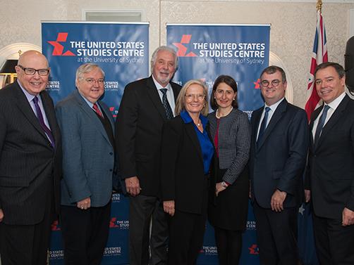American Australian Council USSC